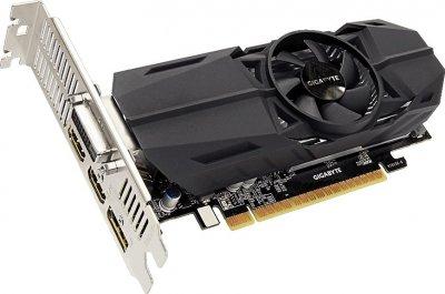 Видеокарта PCI-E 2GB GeForce GTX1050 (DDR5) GigaByte (GV-N1050-2GL)