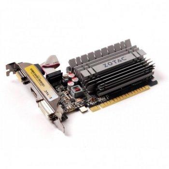Видеокарта PCI-E 4Gb GeForce GT730 (DDR3) Zotac (ZT-71115-20L)
