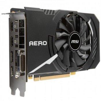 Відеокарта PCI-E 3Gb GeForce GTX1060 (DDR5) MSI (GTX 1060 AEROITX 3G OC)