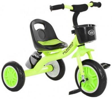 Велосипед Turbotrike трехколесный (M 3197-M-2 green) (6903179531013)
