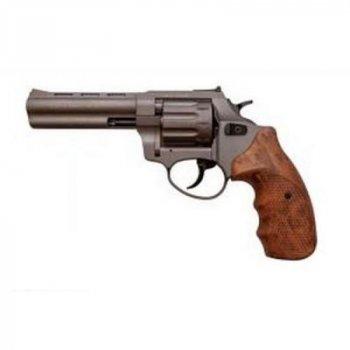 Револьвер под патрон Флобера STALKER Titanium 4.5'' коричневый (GT45W)