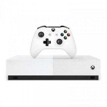 Microsoft Xbox One S All-Digital Edition 1TB White