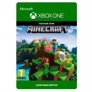 Minecraft (Xbox One, Русская версия) – Ваучер