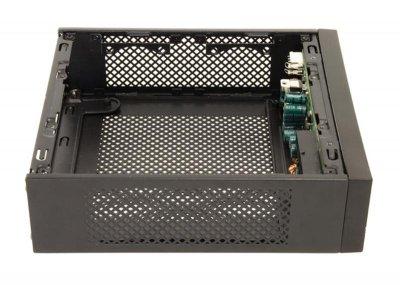 Корпус Chieftec Compact IX-01B-85W Black 85W