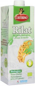 Рисовый напиток Curtiriso Rilat 1 л (8017759646016)