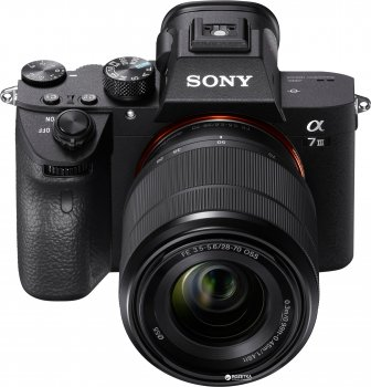 Фотоапарат Sony Alpha А7 III 28-70mm Kit Black (ILCE7M3KB.CEC) Офіційна гарантія!