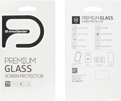Захисне скло Armorstandart Glass.CR для Apple iPhone 5/5S/SE (ARM48856-GCL)