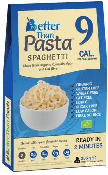 Спагетти Better Than Foods Органические 300 г (0786471696187)