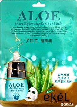 Тканевая маска Ekel с экстрактом Алоэ 25 мл (8809430538785)