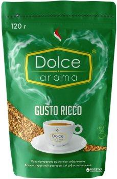 Кофе растворимый Dolce Aroma Gusto Ricco 120 г (4820093481458)