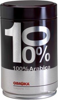 Кофе молотый Gimoka Lattina 100% Arabic 250 г (8003012000565)