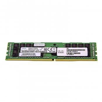 Оперативная память Cisco 32GB DDR4-2133-MHz RDIMM/PC4-17000/dual rank/x4/1.2v (UCS-MR-1X322RU-A) Refurbished