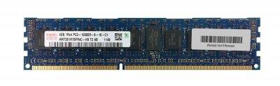 Оперативна пам'ять Fujitsu DDR3-RAM 4GB PC3-10600R ECC 1R (HMT351R7BFR4C-H9) Refurbished