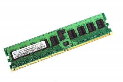Оперативна пам'ять EMC Memory 1GB DIMM (RoHS) (214-000-004) Refurbished
