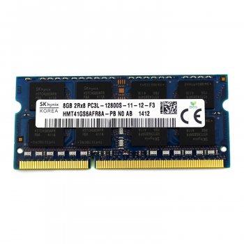 Оперативна пам'ять HP DDR3L DIMM - 8 GB DDR3 204-Pin 1.600 MHz - non-ECC (693374-001) Refurbished