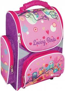 Рюкзак шкільний Сool For School Loving Birds 34х26х12 см 12 л (CF86200)