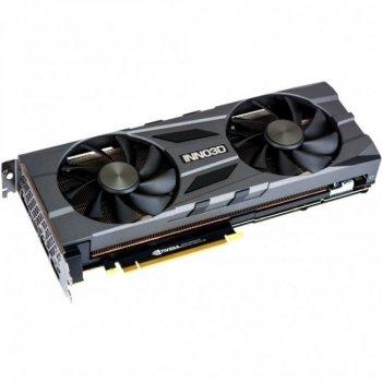 Видеокарта PCI-E GeForce RTX2080 Super 8GB DDR6 Inno3D Twin X2 OC (N208S2-08D6X-11801167)