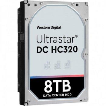 """Жорсткий диск 3.5"""" SATA 8TB WD Ultrastar 7K8 (0B36404 / HUS728T8TALE6L4)"""
