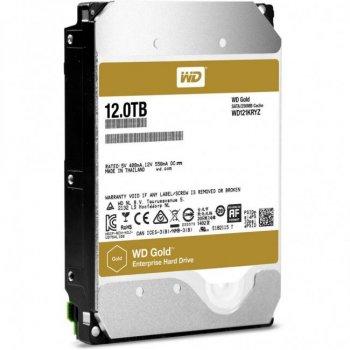 """Жорсткий диск 3.5"""" SATA 12TB WD Gold (WD121KRYZ)"""