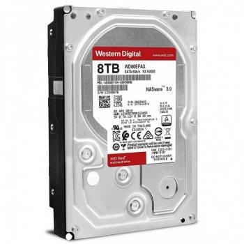 "Жорсткий диск 3.5"" SATA 8TB WD Red (WD80EFAX)"