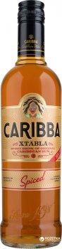 Ром Caribba Spiced 0.5 л 35% (4740050006138)