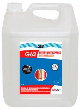 Рідина для видалення накипу GEB G62 Detartrant Express 5 л