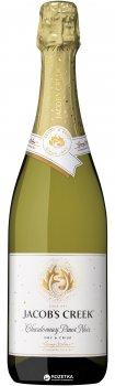 Вино ігристе Jacob's Creek Chardonnay Pinot Noir біле сухе 0.75 л 11.5% (9300727013354)