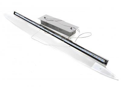 Стельовий світильник 279103 Livarno Lux білий металік M18-270802