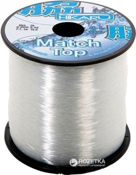 Леска Lineaeffe Hikaru Top Match 1900 м 0.18 мм 3.1 кг (3001303)