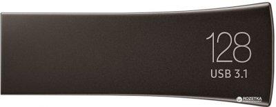 Samsung Bar Plus USB 3.1 128GB Black (MUF-128BE4/APC)
