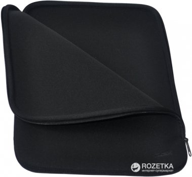 "Чохол для ноутбука D-Lex 12"" Black (LXNC-3210-BK)"
