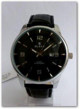 Мужские часы Slava SL10114SBSF