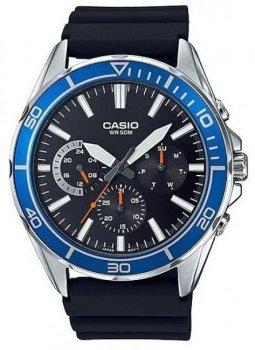 Чоловічі годинники Casio MTD-320-1AVDF