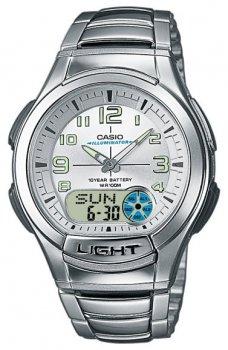 Наручний чоловічий годинник Casio AQ-180WD-7BVEF