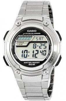 Наручний чоловічий годинник Casio W-212HD-1AVEF
