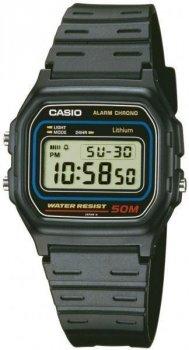 Наручний чоловічий годинник Casio W-59-1VU