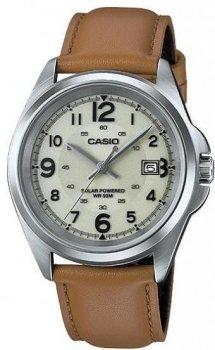 Наручний чоловічий годинник Casio MTP-S101L-9BVDF