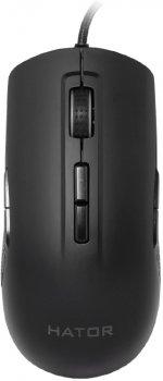 Мышь Hator Deigh V2 USB Black (HTM-210)
