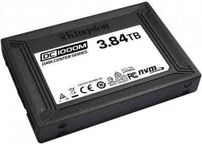 "Kingston DC1000M 3840GB 2.5"" PCIe 3.0 x4 3D NAND TLC (SEDC1000M/3840G)"