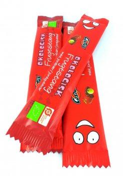 Органический батончик-пастила Клубника-Изюм без сахара Кастус 25 г (2000000011943)