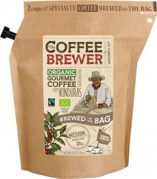 Кофе молотый Grower's Cup обжаренный органический из Гондураса 20 г (5710129702246)