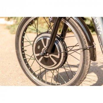 Електровелосипед триколісний вантажний Vega HAPPY 2019 (трицикл) + реверс + Lithium акумулятор Сірий