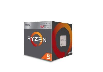 Процессор AMD (AM4) Ryzen 5 1600, Box, 6x3,2 GHz (Turbo Boost 3,6 GHz), L3 16Mb, Summit Ridge