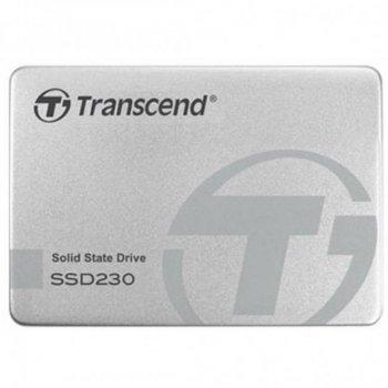 """Накопичувач SSD 2.5"""" SATA 1TB Transcend (TS1TSSD230S)"""