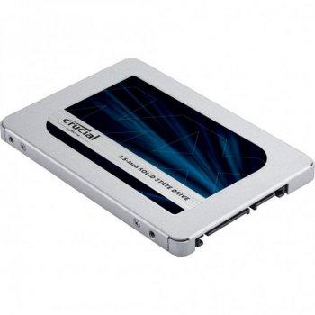 "Накопичувач SSD 2.5"" 2TB SATA Crucial MX500 (CT2000MX500SSD1)"