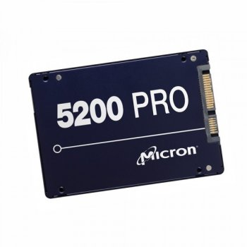 "Накопичувач SSD 2.5"" SATA 960GB Micron 5200 Pro (MTFDDAK960TDD-1AT1ZABYY)"