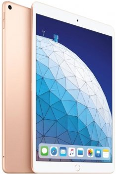 "Планшет Apple iPad Air 10.5"" Wi-Fi + Cellular 64GB Gold (MV0F2RK/A)"