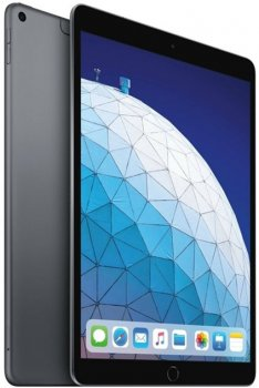 "Планшет Apple iPad Air 10.5"" Wi-Fi + Cellular 256GB Space Gray (MV0N2RK/A)"