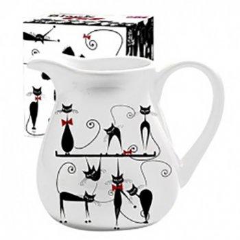Кувшин S&T Черная кошка 1 л (2234-12)