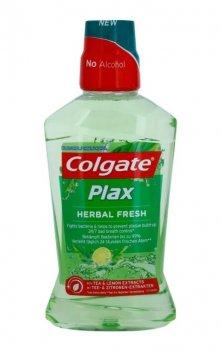 Colgate Plax Herbal Fresh рідина для полоскання ротової порожнини проти нальоту (500 мл)